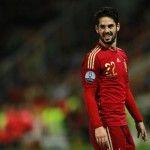 Selección española para jugar al Tiki Taka
