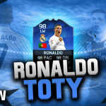 Review Cristiano Ronaldo TOTY