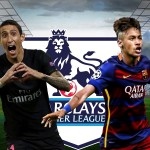 Plantilla con Neymar y Di María en la Premier League