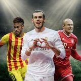 Brutal equipo con Robben, Neymar y Bale DC