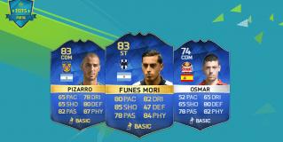 TOTS Review: Funes Mori, Guido Pizarro y Osmar