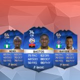 TOTS Reviews: Bastos, Ndidi y Kayode