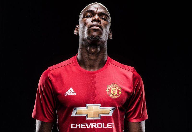 Paul Pogba, nuevo jugador del Manchester United