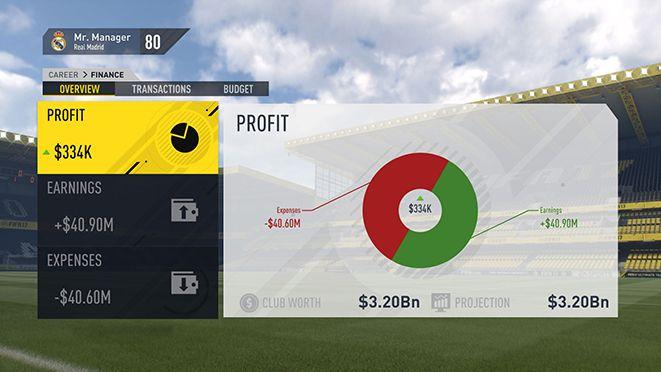 Modo Carrera de FIFA 17