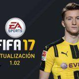 FIFA 17. Segunda actualización para PC