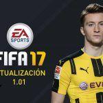 FIFA 17: La Actualización 1.01 llega a consolas