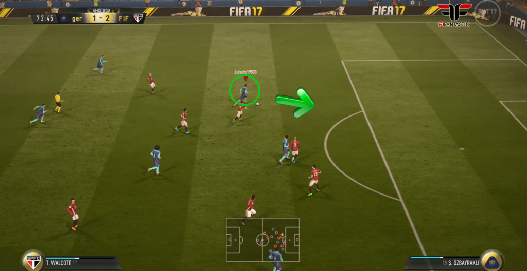 Cómo superar el autobús en FIFA 17