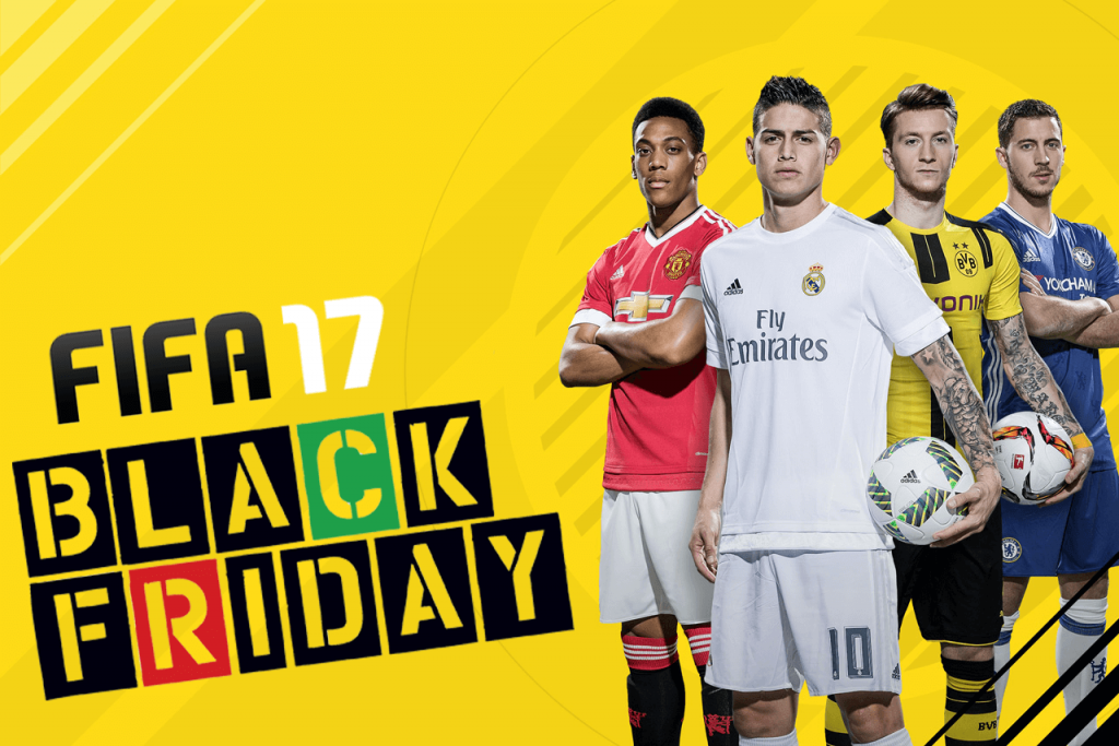 Black Friday en Ultimate Team FIFA 17