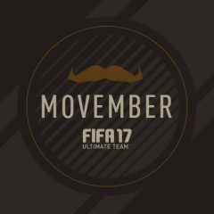Las cartas Movember llegan a FIFA 17 Ultimate Team
