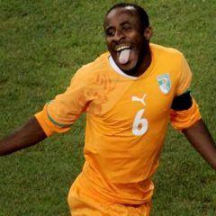 Equipo con Doumbia en la Premier League