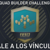 Squad Builder Challenge: Dale a los vínculos