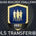 Squad Builder Challenge: EDLS Transferible