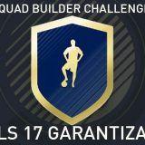 Squad Builder Challenge: EDLS 17 Garantizado