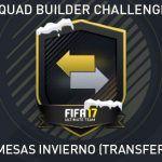 Squad Builder Challenge: Promesas invierno (transferible)