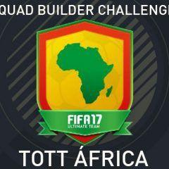 Squad Builder Challenge: TOTT África