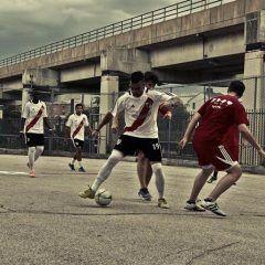 FIFA Street Team #2: Di María, Ben Arfa y Douglas Costa