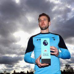 Harry Kane es elegido POTM de febrero en la Premier League