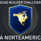 Squad Builder Challenge: Gira norteamericana