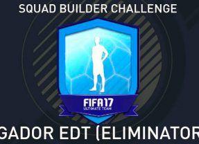 Squad Builder Challenge: Jugador EDT (eliminatoria)