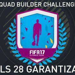 Squad Builder Challenge: EDLS 28 Garantizado