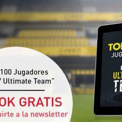 Nuevo eBook gratuito de FIFA 17 ya disponible