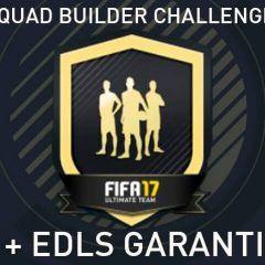 Squad Builder Challenge: 84 o + EDLS garantizado