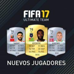 60 nuevos jugadores llegan a FUT 17