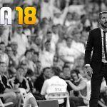 Los entrenadores de la Liga Santander estarán en FIFA 18