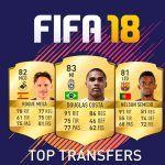 Análisis de los mejores Transfers de cara a FIFA 18 (2ª parte)