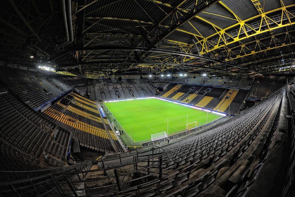 Los estadios que no verás en el FIFA 18 - FIFAntastic