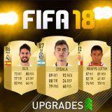 Predicción de medias de FIFA 18: Upgrades (1ª Parte)