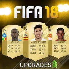 Predicción de medias de FIFA 18: Upgrades (2ª Parte)