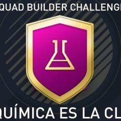 Squad Builder Challenge: La química es la clave