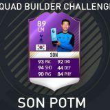 Squad Builder Challenge: Son POTM