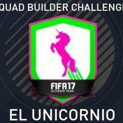 Squad Builder Challenge: El Unicornio