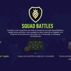 Estas son las recompensas de las Squad Battles de FUT 18