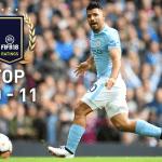 Los jugadores con más media de FIFA 18 (20 – 11)