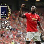 Los jugadores con más media de FIFA 18 (60 – 41)