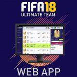 Ya está disponible la Web App de FUT 18