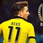 Los jugadores con más media de FIFA 18 (80 – 61)