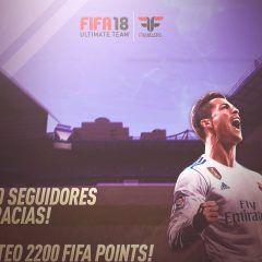 Gana FIFA Points para FUT 18 con este sorteo