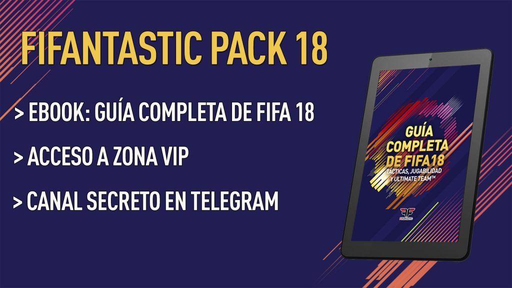 FIFAntastic Pack FIFA 18