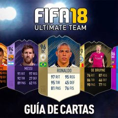 Guía de cartas de FIFA 18 Ultimate Team