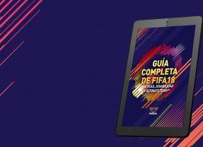 Aumenta tu nivel competitivo con la Guía de FIFA 18