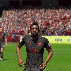 Las equipaciones de FIFA 18 más atractivas #1