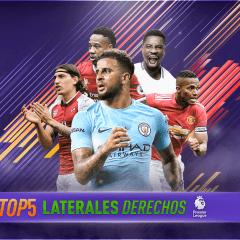 TOP 5: Laterales derechos de la Premier League