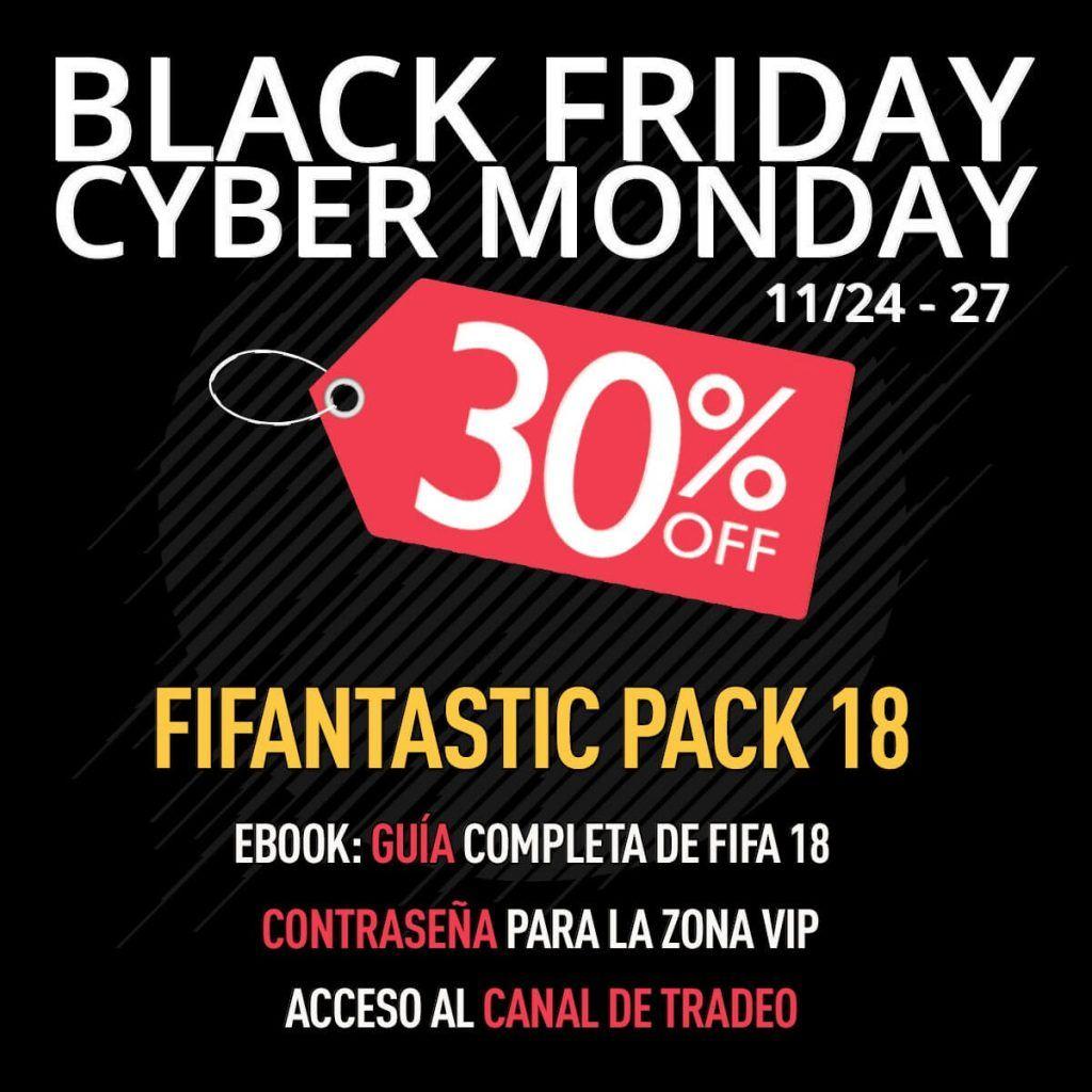Rebaja FIFAntastic Pack Black Friday