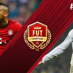 FIFA 18. Plantilla para la Jornada de FUT Champions #7
