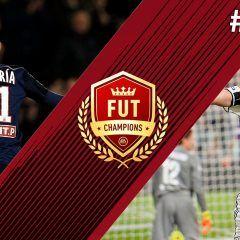 FIFA 18. Plantilla para la Jornada de FUT Champions #5