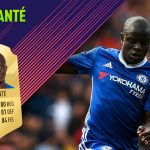 FIFA 18 Ultimate Team. Análisis de N´Golo Kanté